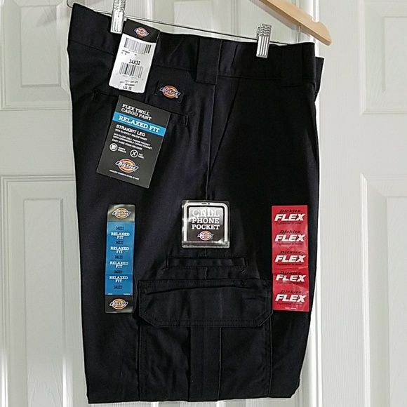 Dickies Pants Relaxed Fit With Cell Phone Pockets Poshmark